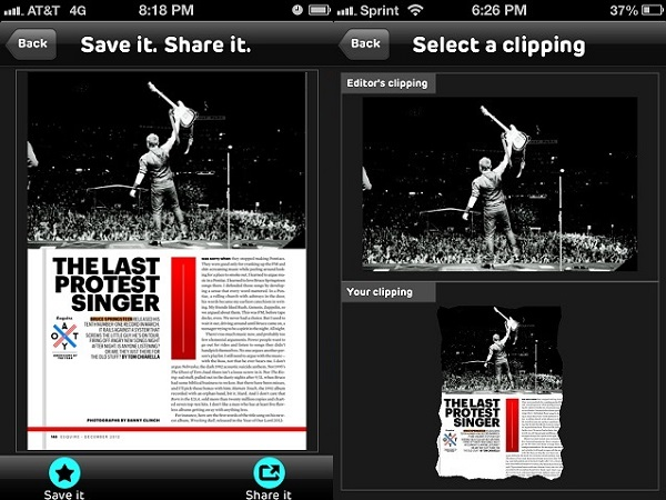 Esquire с Netpage