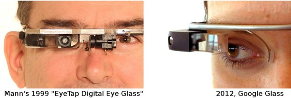 EyeTap Digital Eye Glass / Google Glass