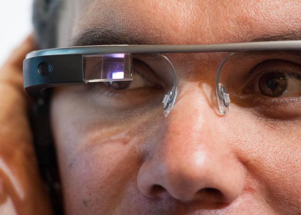 Смартфон Google Glass