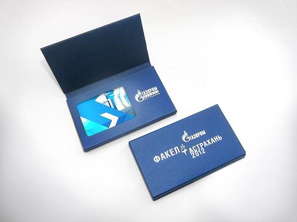 Буклеты для Газпрома