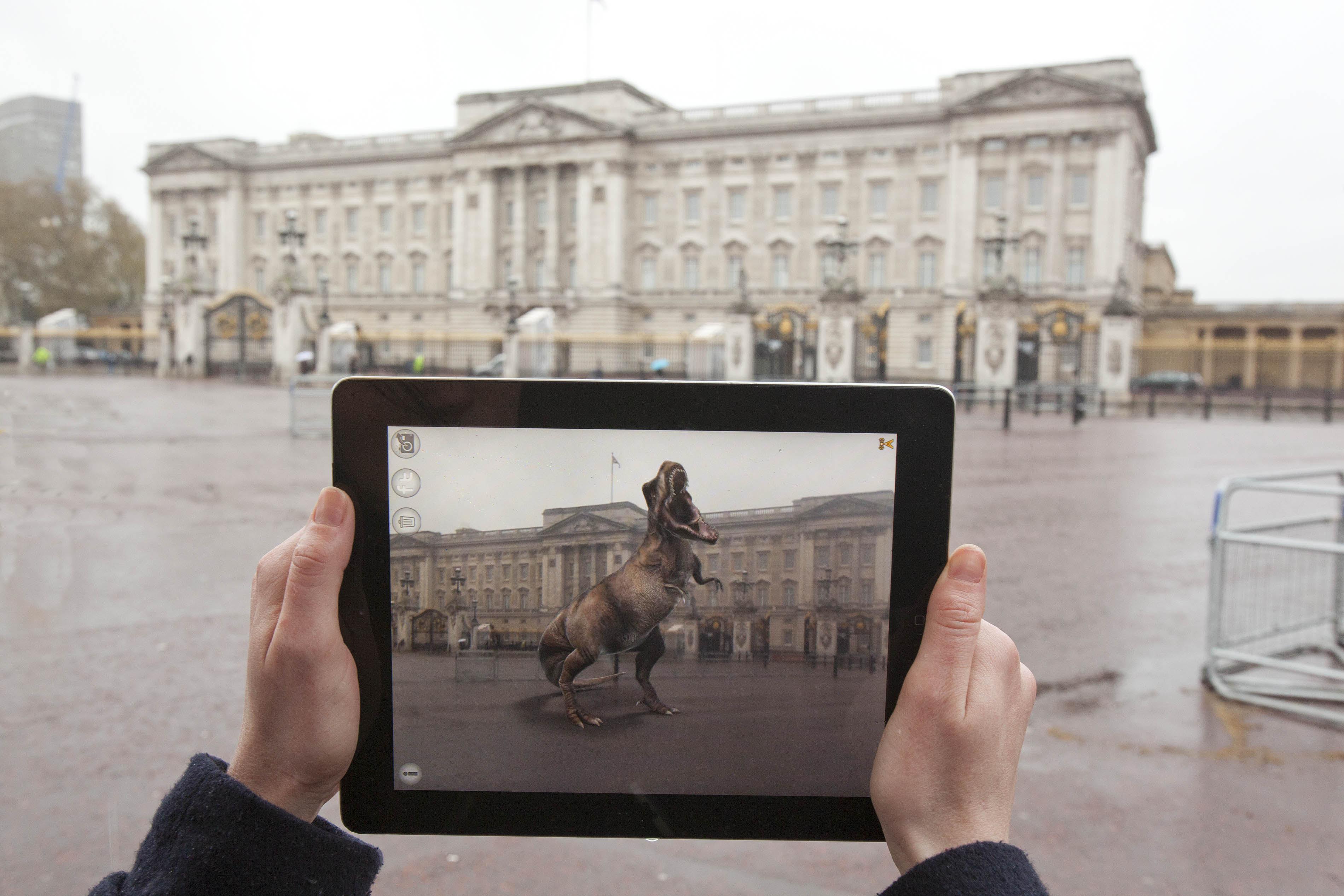 Buckingham Palace Uni 100 2