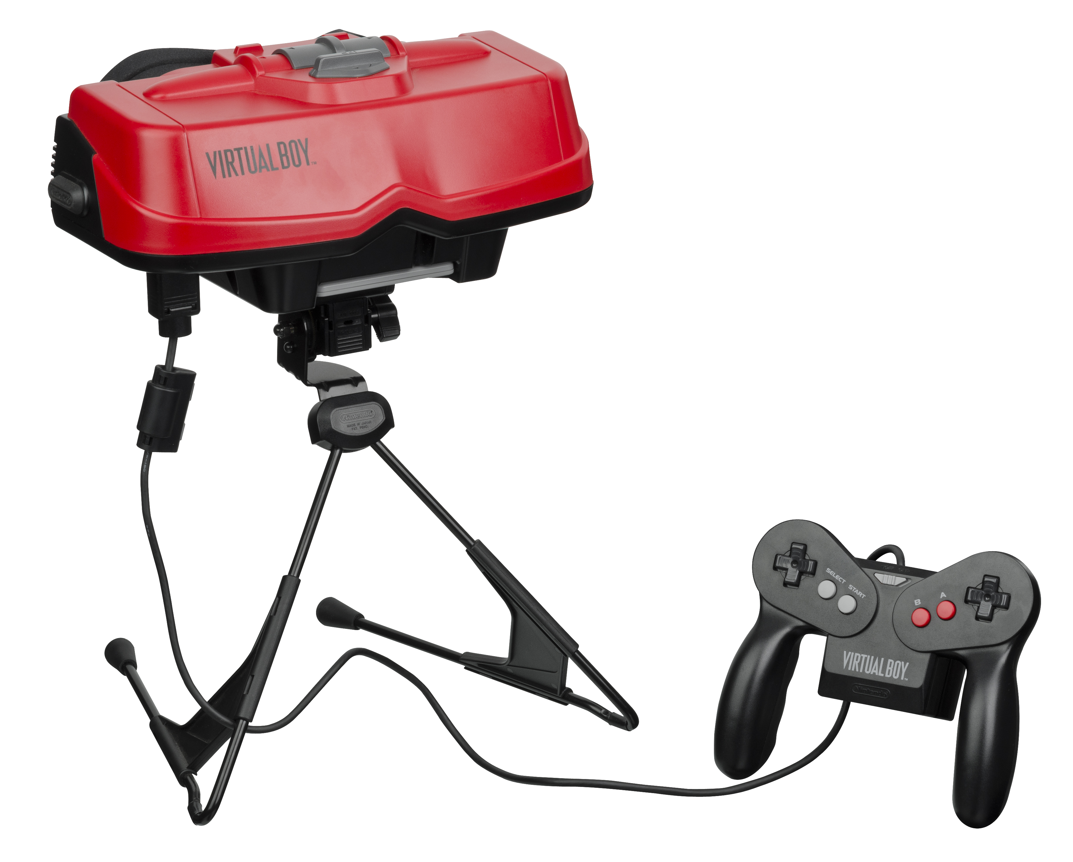 Virtual-Boy-wController