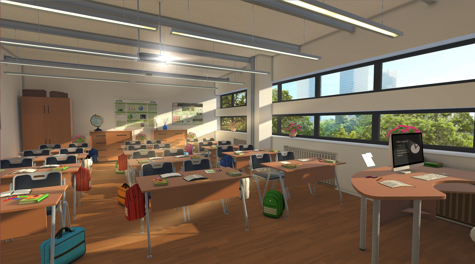 speech-center-vr-Classroom